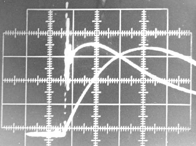 Как видно из представленных осциллограмм, правильно синтезированная схема искрогашения способна практически полностью...